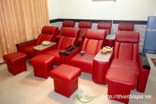 Ghế massage chân 008