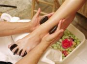 chăm sóc thư giãn đôi chân