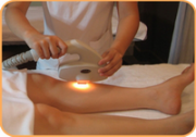 Điều trị triệt lông vĩnh viễn bằng laser RF