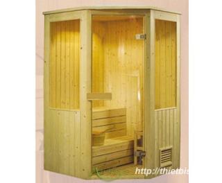 phòng xông hơi Sauna 01