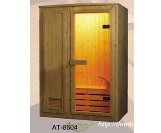 phòng xông hơi sauna 02