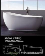 bồn tắm AT_006