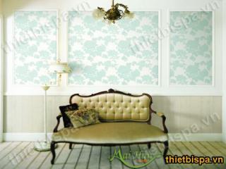 giấy dán tường spa Ms02