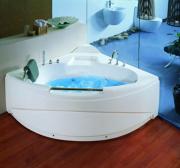làm đẹp tại nhà với bồn tắm massage