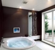 thiết kế phòng tắm nhỏ thành spa