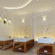 giường massage MS 06