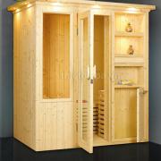 phòng xông hơi Sauna 03