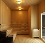 sử dụng đúng cách phòng xông hơi ướt và phòng xông hơi khô.