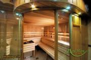 phòng xông hơi ướt, phòng xông hơi khô và lợi ích sức khỏe