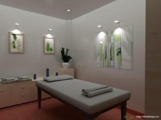 giường massage MS 07