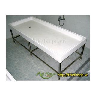giường tắm tảo