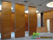 Vách ngăn tường trong thiết kế nội thất Spa