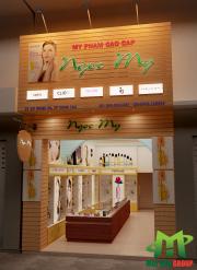 Spa tại Cửa hàng Mỹ phẩm cao cấp Ngọc Mỹ, Vũng Tàu