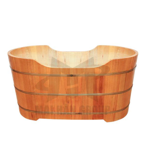 Bồn tắm gỗ MS 01