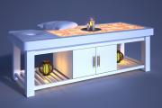 Tiêu chuẩn chọn giường massage cho spa hay nhà bạn phải biết