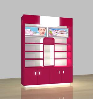 Tủ trưng bày mỹ phẩm MS 01
