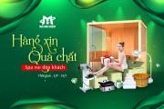 """Khuyến mãi tháng 7 cùng Mai Hân Group: """"Hàng Xịn Quà Chất – Spa Vui Đón Khách"""""""