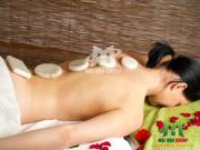 Đá lạnh massage và những tác dụng trong massage chăm sóc cơ thể
