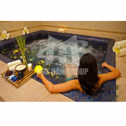 Bồn massage xây jacuzzi ms 11