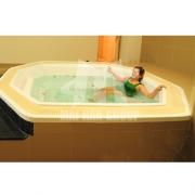 Bồn massage xây jacuzzi ms 12