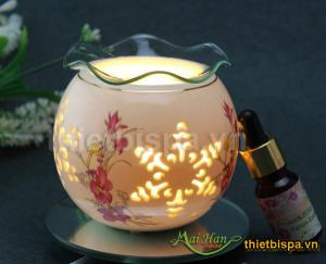 Đèn xông tinh dầu tròn 04