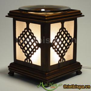 Đèn xông tinh dầu vuông 03