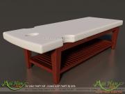 Giường massage bằng gỗ đa năng