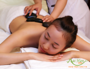 Nghệ thuật massage Nhật Bản