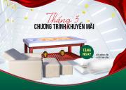 Khai trương rộn ràng – Ngập tràn khuyến mãi khi mua sản phẩm giường ghế massage tại Mai Hân Group
