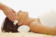 Giường massage mặt