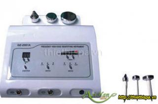 Máy chăm sóc da sóng siêu âm nóng Q-2002A