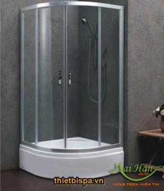 Phòng tắm kính ms 03