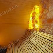 Phòng xông hơi đá muối ms 02