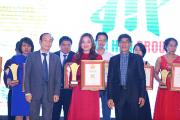 Mai Hân Group 5 năm liên tiếp đạt giải thưởng Consumer Choice Brand –Thương hiệu tín nhiệm trên từng sản phẩm