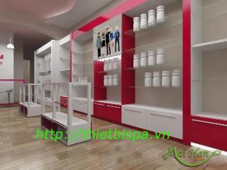 Tủ trưng bày sản phẩm 04