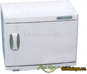 Tủ ủ ấm và tiệt trùng khăn NV-218