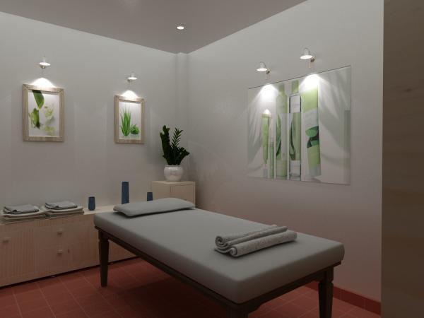 giuong massage